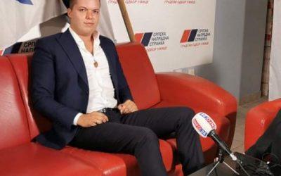Đorđe Dabić za Akademsku bebu: Podsticaj nataliteta najvažniji je interes srpskog naroda u XXI veku, a u 2021. godini planiramo povećanje roditeljskog dodatka za prvo dete sa 100.000 dinara na 350.000 dinara